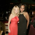 Kristin Chenoweth and Kerry Washington in 2005