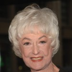 Bea Arthur signs copies of 'The Golden Girls Season 3' DVD at Barnes & Noble on November 22, 2005 in New York