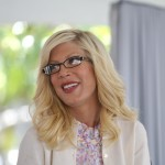 Tori Spelling at The 14th Annual Los Angeles Times Festival of Books