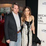 Matthew Broderick and Sarah Jessica Parker attend the premiere of 'Wonderful World' during the 2009 Tribeca Film Festival, April 27, 2009