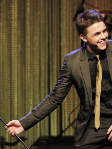 Jesse McCartney performs onstage at the 26th Annual ASCAP Pop Music Awards at the Renaissance Hollywood Hotel