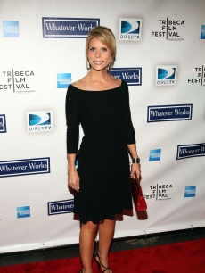 Cheryl Hines attends the premiere of 'Whatever Works' during the 2009 Tribeca Film Festival at Ziegfeld on April 22