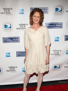 Melissa Leo attends the premiere of &#8216;Whatever Works&#8217; during the 2009 Tribeca Film Festival at Ziegfeld on April 22, 2009 in New York City