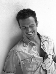 Cam Gigandet, who plays evil Vampire James in 'Twilight'