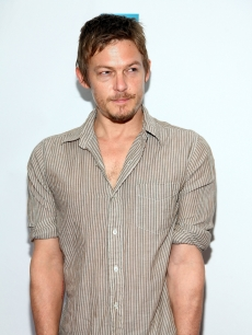 Norman Reedus attends the premiere of &#8216;All About Actresses&#8217; during the 2009 Tribeca Film Festival at AMC Village VII on April 29, 2009
