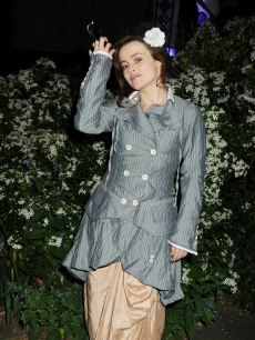Helena Bonham Carter attends the Folklore Fete Party, at Cecil Sharp House on April 30, 2009 in London, England