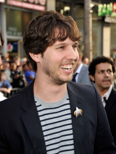 Jon Heder shows his fandom at the 'Star Trek' premiere in Hollywood