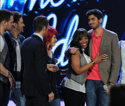 Anoop Desai and Lil Rounds are eliminated on &#8216;American Idol&#8217;