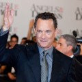 Tom Hanks attends the world premiere of 'Angels & Demons' at Auditorium Parco Della Musica on May 4, 2009 in Rome, Italy