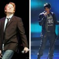 Clay Aiken and Adam Lambert