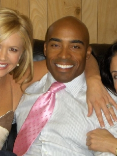 Nancy O'Dell, Tiki Barber and Bethenny Frankel