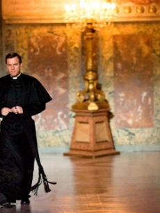 Ewan McGregor in a scene from 'Angels & Demons'
