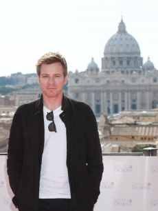 Ewan McGregor attends the Rome photocall of 'Angels & Demons' at St Angel Castle on May 3, 2009 in Rome, Italy