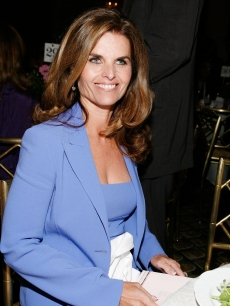 Maria Shriver attends the 31st annual Outstanding Mother Awards at The Pierre Hotel on May 7, 2009 in New York City