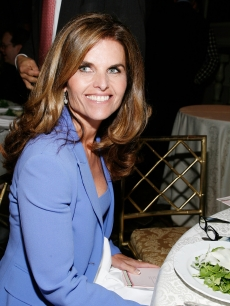California&#8217;s First Lady Maria Shriver attends the 31st annual Outstanding Mother Awards at The Pierre Hotel on May 7, 2009 in New York City