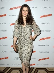 Rachel Weisz attends a screening of &#8216;The Brothers Bloom&#8217; hosted by The Cinema Society with Thakoon and Nars at the Tribeca Grand Screening Room on May 7, 2009 in New York City