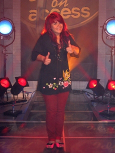 Allison Iraheta, 17, is the latest 'Idol' on the Access set