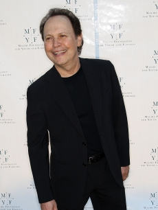 Billy Crystal steps out at the Malibu Foundation's A Night of a Million Laughs benefit on May 9, 2009 in Malibu, California