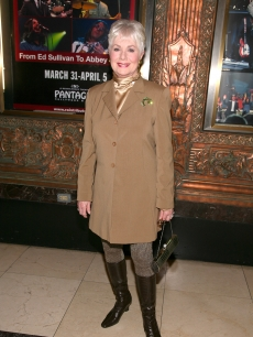 Shirley Jones celebrates her 75th birthday, on March 31, 2009 in Hollywood, California