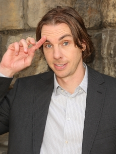 Dax Shepard from NBC's 2009-2010 show 'The Parenthood' meets the press at Universal Studios, May 12, 2009