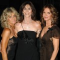 Farrah Fawcett, Kate Jackson and Jaclyn Smith in 2006