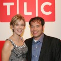 Jon and Kate Gosselin attend the Discovery Upfront Presentation, April 2008