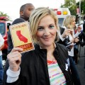 Drew Barrymore attends a march following the California Supreme Court's ruling to uphold Proposition 8, on May 26, 2009 in West Hollywood
