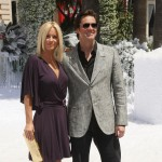 Jenny McCarthy and Jim Carrey attend the &#8216;A Christmas Carol&#8217; Photocall during the 62nd International Cannes Film Festival on May 18th, 2009 in Cannes