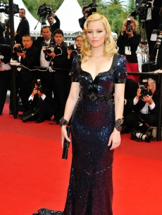 Elizabeth Banks attends the 'Spring Fever' Premiere during the 62nd International Cannes Film Festival on May 14, 2009