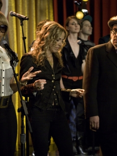 Mary J. Blige, Sheryl Crowe and Elvis Costello on the season finale of '30 Rock' (May 14, 2009)