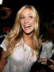 Kristin Cavallari steps out at KOI restaurant on May 16, 2009 in Beverly Hills