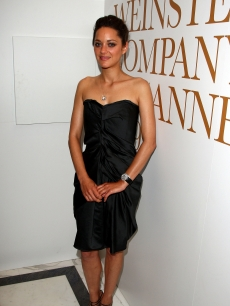 Marion Cotillard attends the Nine Official Drinks Party held at the Residence du Gray d'Albion during the 62nd International Cannes Film Festival on May 18th, 2009