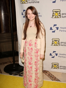 Abigail Breslin attends the 6th Annual Project Sunshine event at Cipriani 42nd Street on May 19, 2009 in New York City