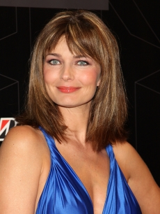 Paulina Porizkova attends the 2nd Annual Logo NewNowNext Awards at the Hiro Ballroom at The Maritime Hotel on May 20, 2009 in New York City