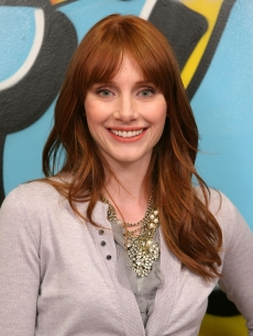 Bryce Dallas Howard visits fuse&#8217;s &#8216;No. 1 Countdown&#8217; at fuse Studios on May 21, 2009 in New York City