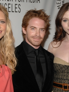 Sarah Michelle Gellar, Seth Green and Michelle Trachtenberg arrive at the &#8216;Buffy The Vampire Slayer&#8217; reunion, part of the 25th annual William S. Paley Television Festival held at the Arclight Cinemas on March 20, 2008 in Hollywood