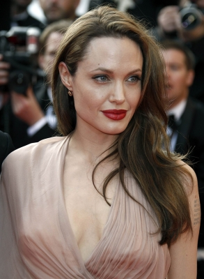 Angelina Jolie shines at the 2009 Cannes Film Festival