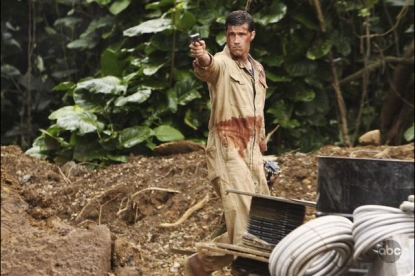 Matthew Fox in &#8216;Lost&#8217;