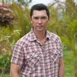 Lou Diamond Phillips shoots promos for 'I'm A Celebrity…Get Me Out Of Here'