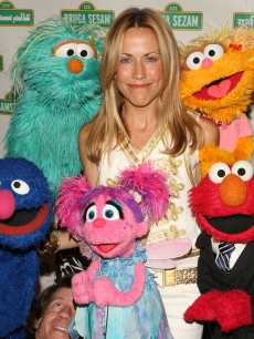 Sheryl Crow attends the 7th annual gala benefiting Sesame Workshop at Cipriani 42nd Street on May 27, 2009 in New York City