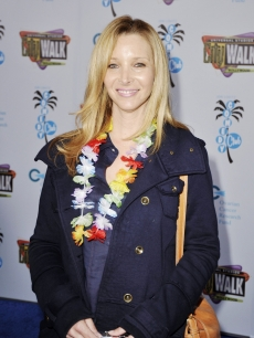 Lisa Kudrow arrives at the opening night of The Jon Lovitz Comedy Club benefitting the Ovarian Cancer Research Fund on May 28, 2009 in Universal City