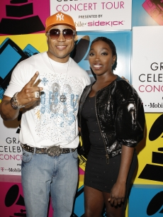 LL Cool J and Estelle