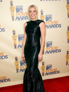 LeAnn Rimes arrives at the 18th Annual MTV Movie Awards held at the Gibson Amphitheatre on May 31, 2009 in Universal City, California