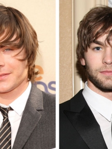 Zac Efron and Chace Crawford