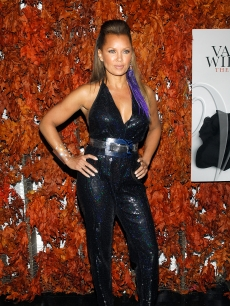 Vanessa Williams attends a listening party for her album ''The Real Thing'' at Greenhouse on June 3, 2009 in New York City