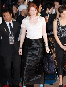 Bryce Dallas Howard attends the Japan Premiere of &#8216;Terminator Salvation&#8217; on June 4, 2009 in Tokyo