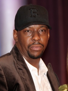 Bobby Brown attends a taping of BET&#8217;s 106 &amp; Park at the BET Studios on January 24, 2008 in New York City