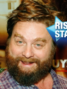 Zach Galifianakis - Rising Star