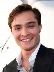 Ed Westwick is all smiles at the 11th Annual Young Hollywood Awards on June 7, 2009 in Santa Monica