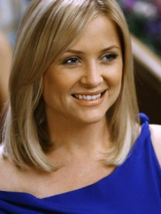 Jessica Capshaw on 'Grey's Anatomy'